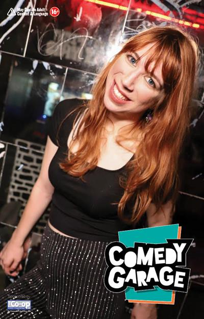 Comedy Garage: Tina Friml