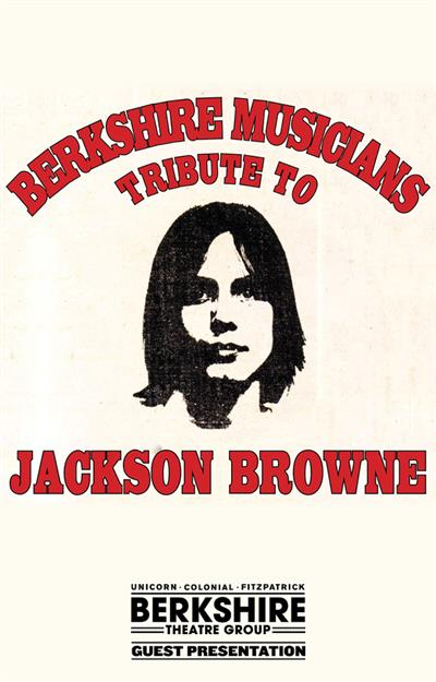 Berkshire Musician's Tribute to Jackson Browne