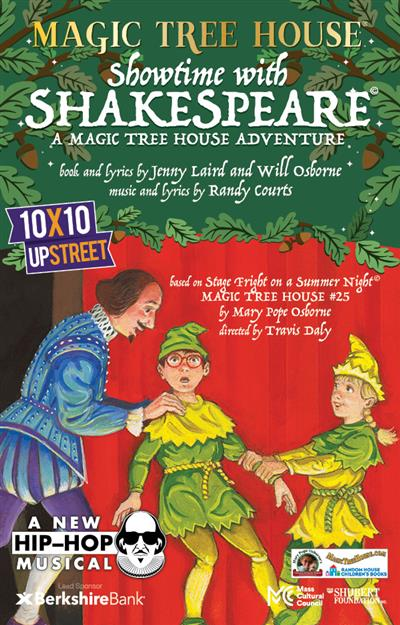 Showtime with Shakespeare: A Magic Treehouse Adventure