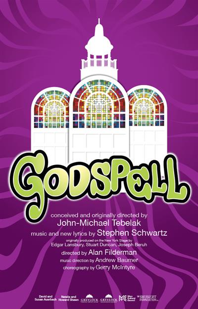 Godspell Under The Tent