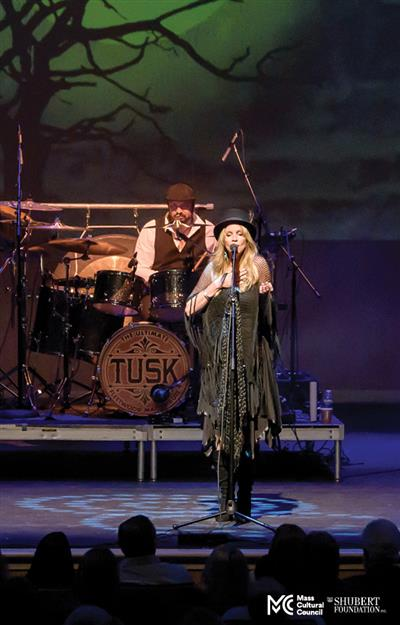 Tusk–The World's Number One Tribute to Fleetwood Mac