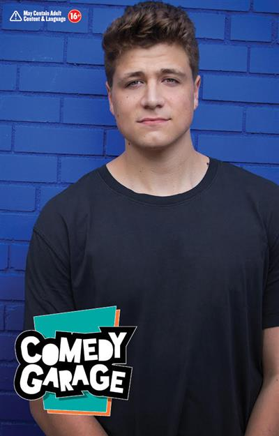 Comedy Garage: Luke Mones  Back By Popular Demand
