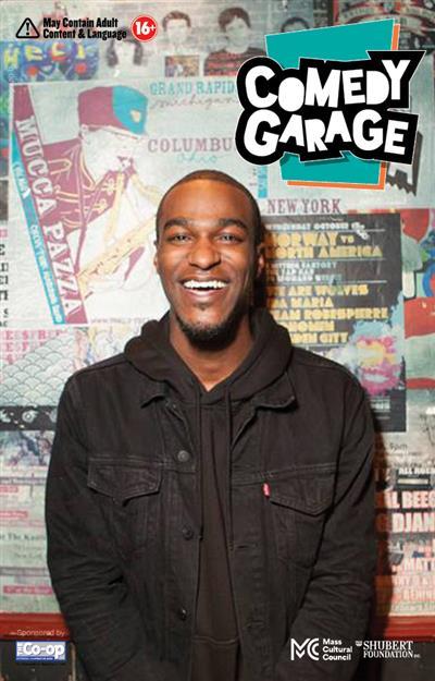 Comedy Garage: Ashton Womack