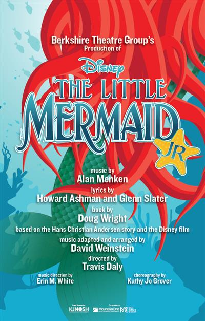 Berkshire Theatre Group's Production of Disney's The Little Mermaid JR.