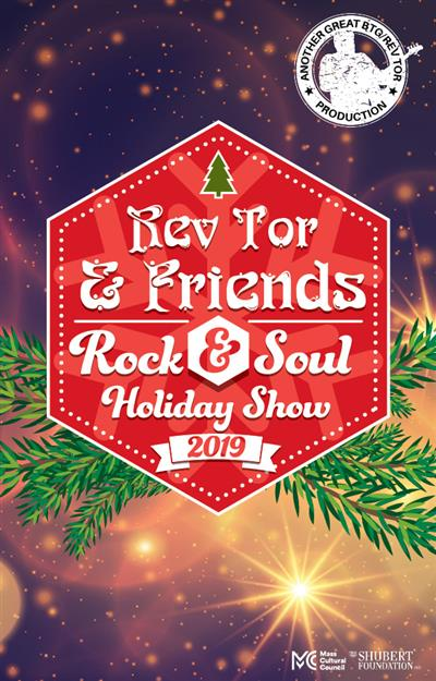 Rev Tor & Friend's Rock & Soul Holiday Show  Featuring Wanda Houston, Gina Coleman & Tony Lee Thomas