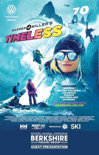 Volkswagen Presents Warren Miller's Timeless (PRESALE)