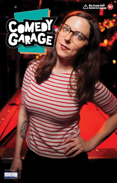 Comedy Garage: Caitlin Reese