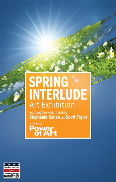 Spring Interlude Art Exhibition Opening Reception
