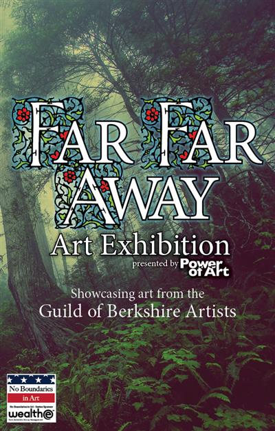 Far, Far Away Art Exhibition Opening Reception Event