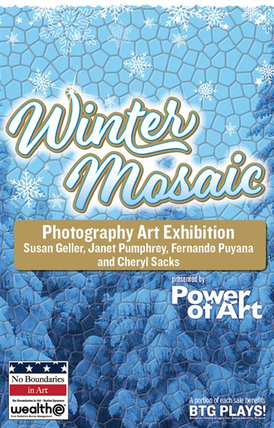 Winter Mosaic Art Exhibition Opening Reception