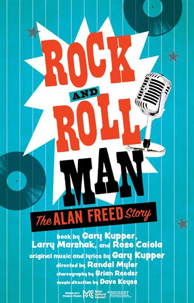 Rock and Roll Man: The Alan Freed Story