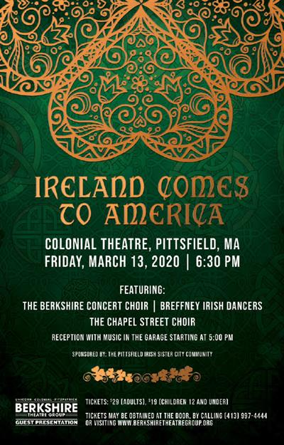 Ireland Comes to America: A Festival of Song & Dance