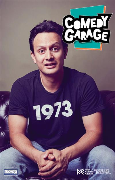 Comedy Garage Michael Cruz Kayne