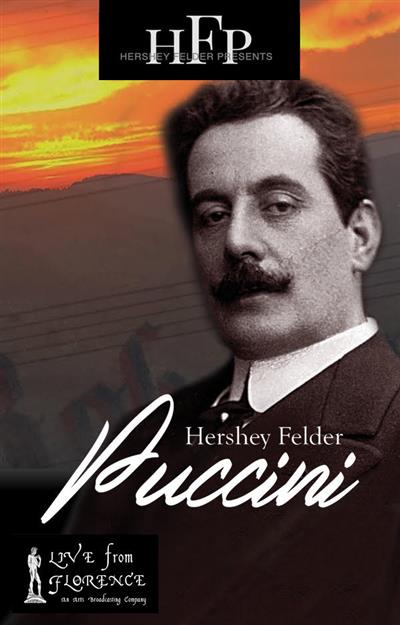 BTG Benefit: Hershey Felder, PUCCINI - Live from Florence