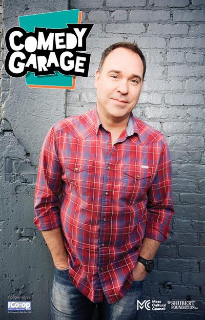 Comedy Garage: Andy Pitz