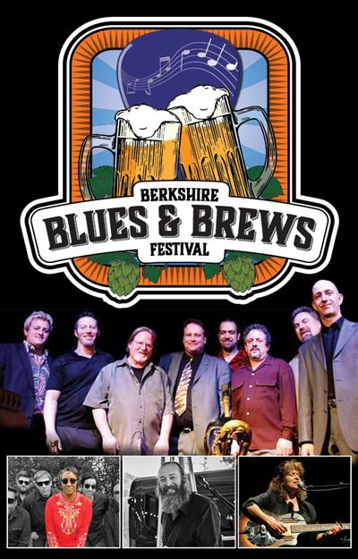 Berkshire Blues & Brews Fest Featuring Roomful of Blues