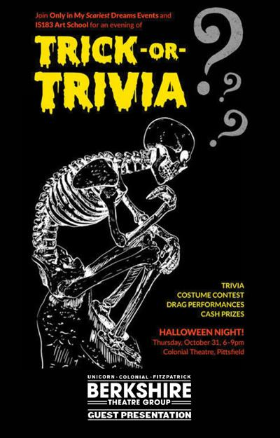 Trick-or-Trivia @ The Garage
