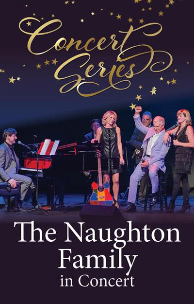 The Naughton Family in Concert