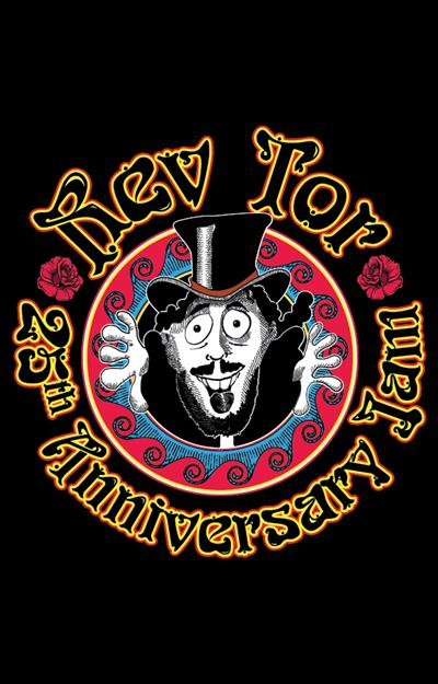 Rev Tor 25th Anniversary Jam