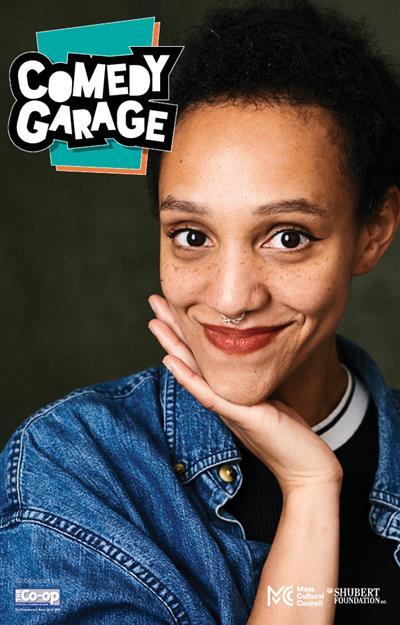 Comedy Garage: Brittany Carney
