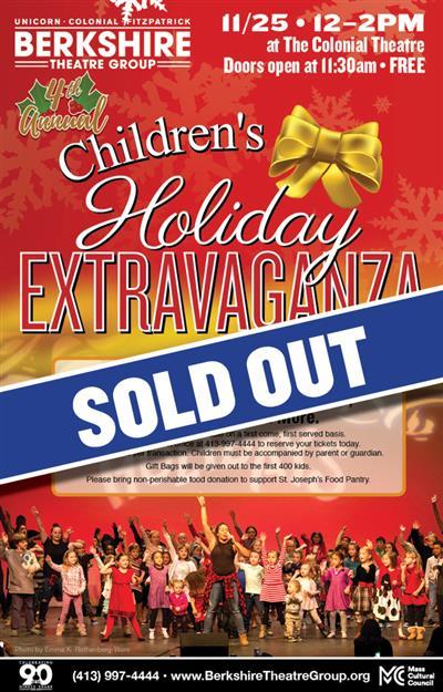 Children's Holiday Extravaganza 2018