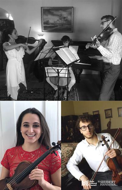 Hannah Lynn Cohen and Jeremiah Blacklow: The Evolution of The Violin Duo