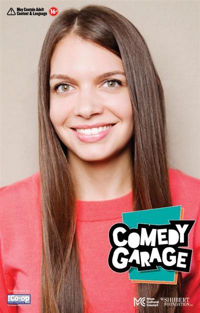 Comedy Garage: Katie Hannigan
