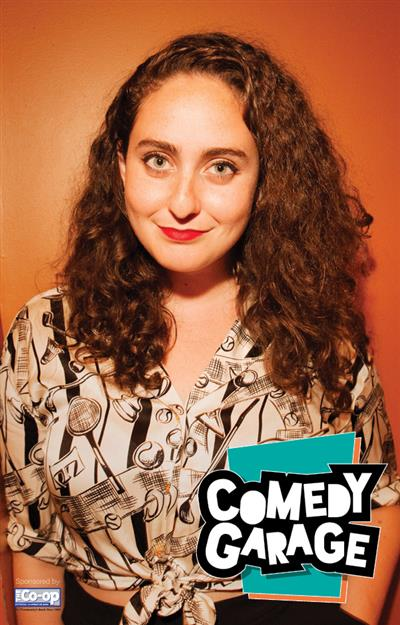 $5 Comedy Garage: Catherine Cohen