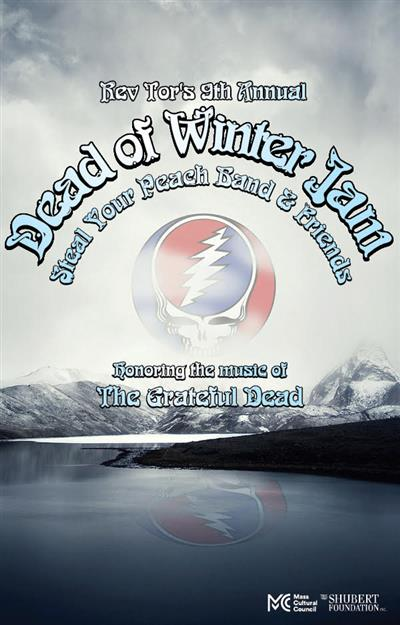 Rev Tor's 9th Annual Dead of Winter Jam:With Steal Your Peach Band