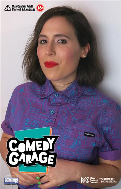Comedy Garage: Mary Cella