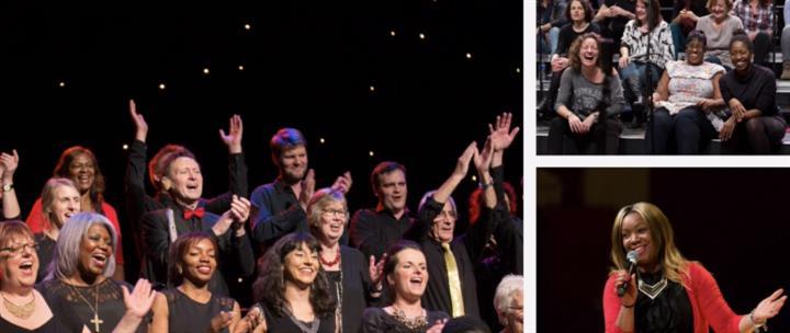 Blackheath Goes Gospel 2021 Performance