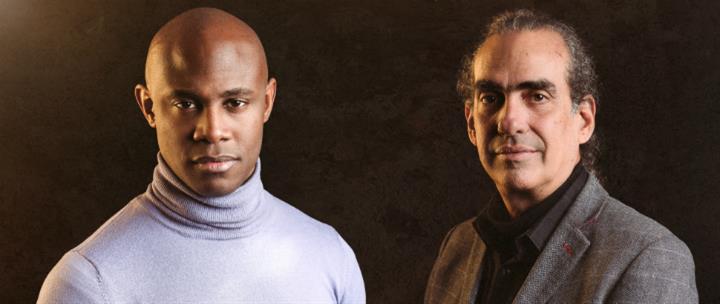 Ahmed Dickinson Cárdenas & Eduardo Martín