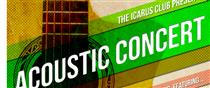 The Icarus Club Acoustic Concert