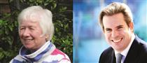 Live Canon Poets: Andrew George and Doreen Hinchliffe