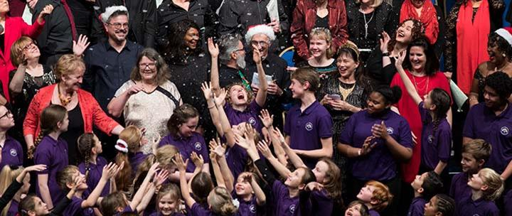 Blackheath Halls Christmas Concert 2021