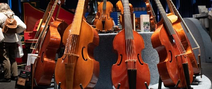 London International Festival of Early Music Exhibition Day 1
