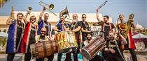 Drum Workshop with Bollywood Brass Band