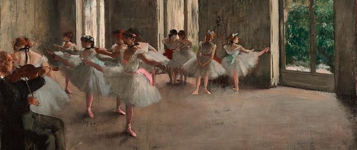 The Pleasures of Dance in Art