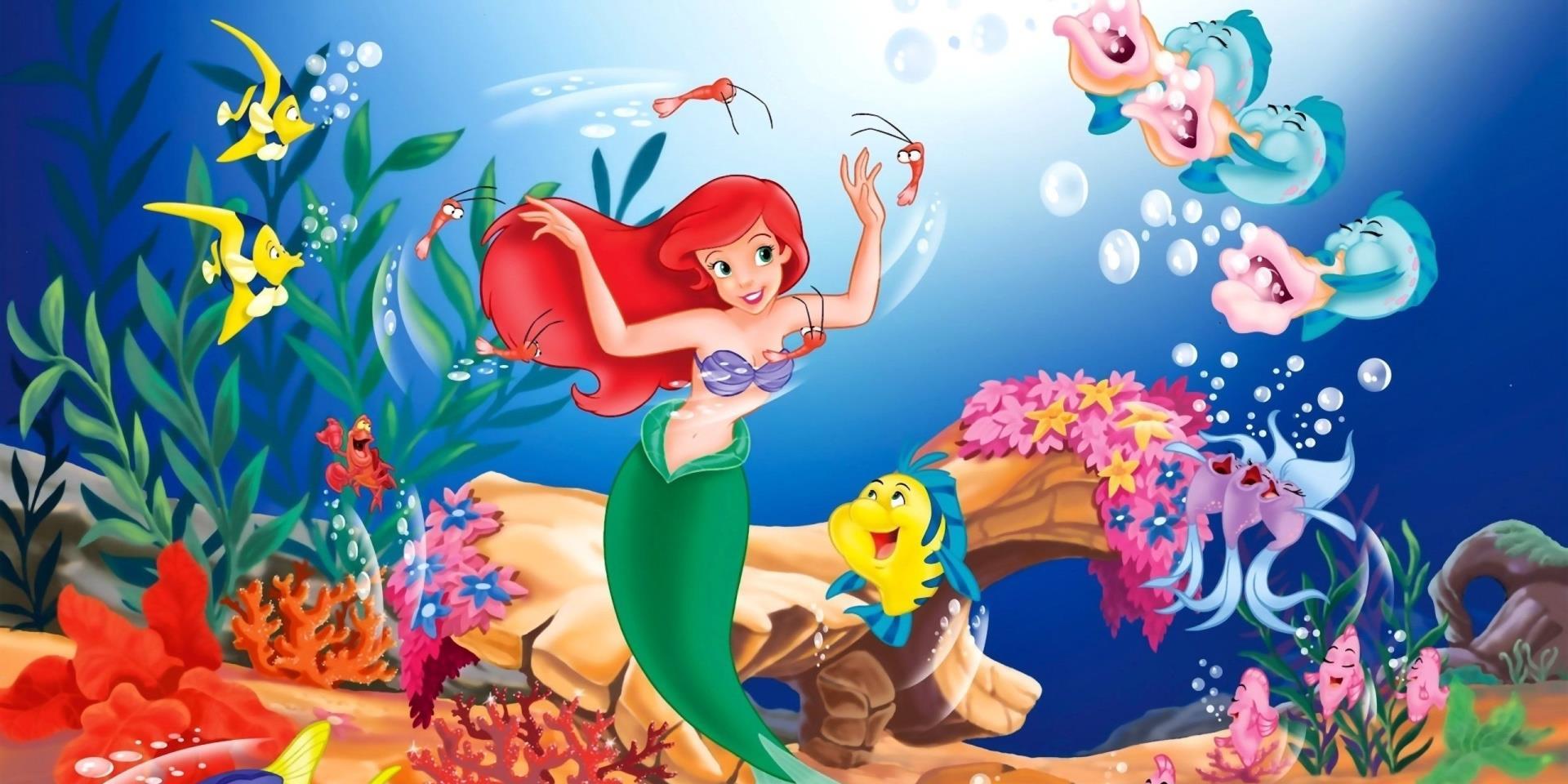 The Little Mermaid - Carolina Kids Club