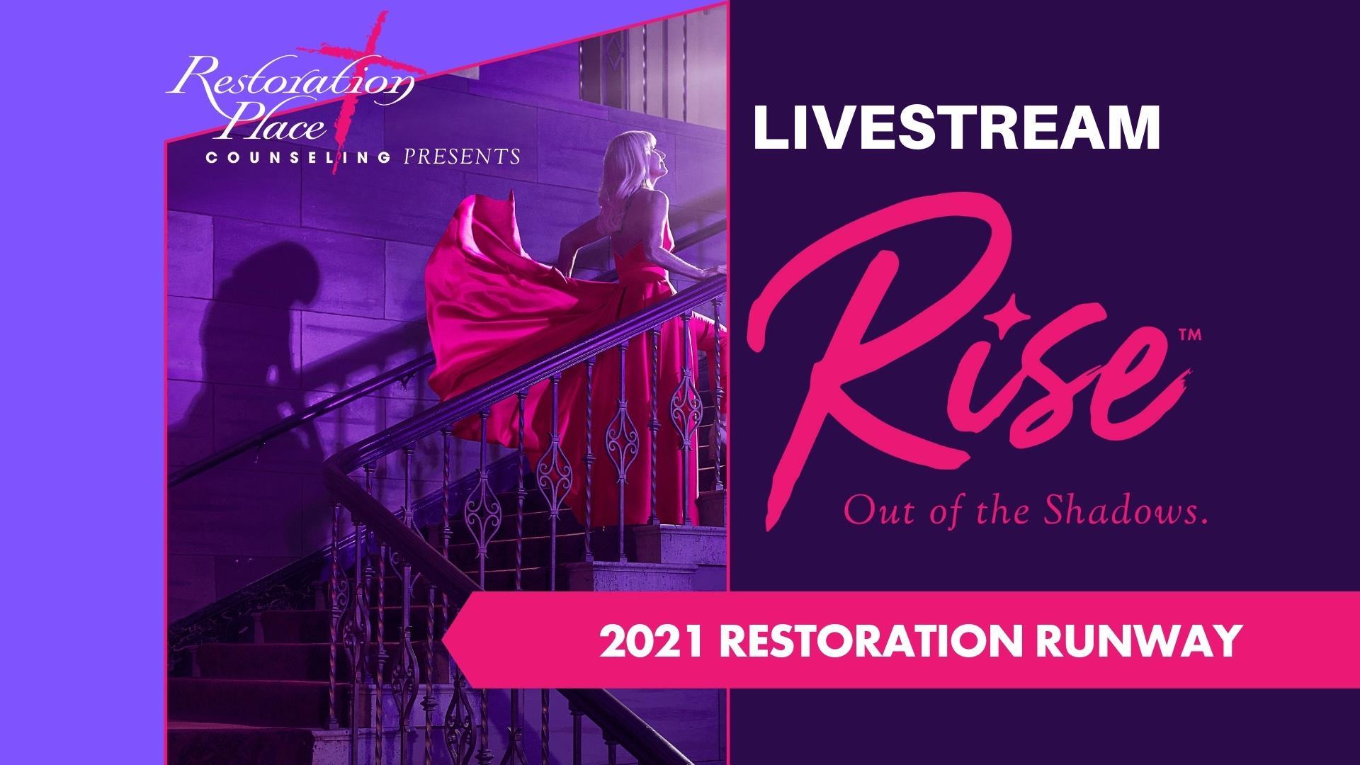 Restoration Runway 2021 Livestream