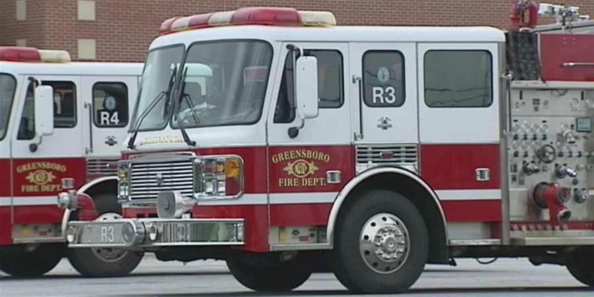 Greensboro Fire Department Graduation