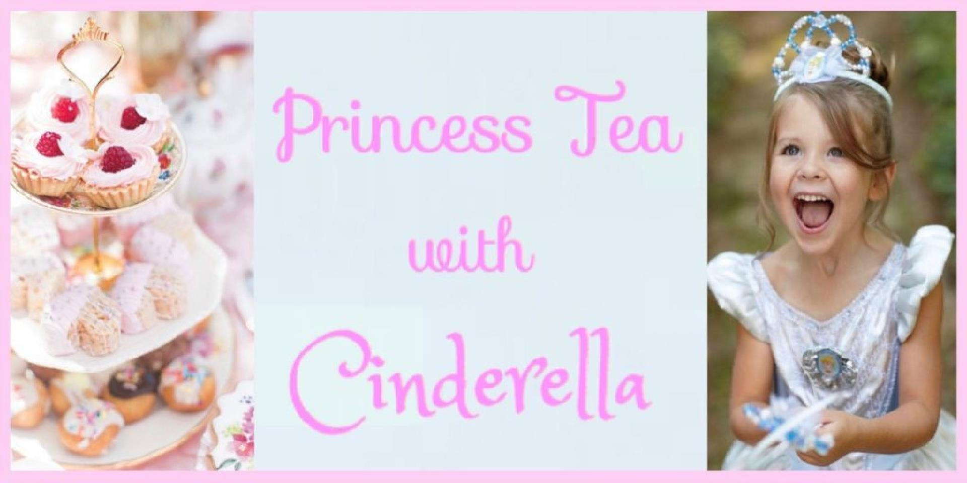 Greensboro Ballet: Princess Tea