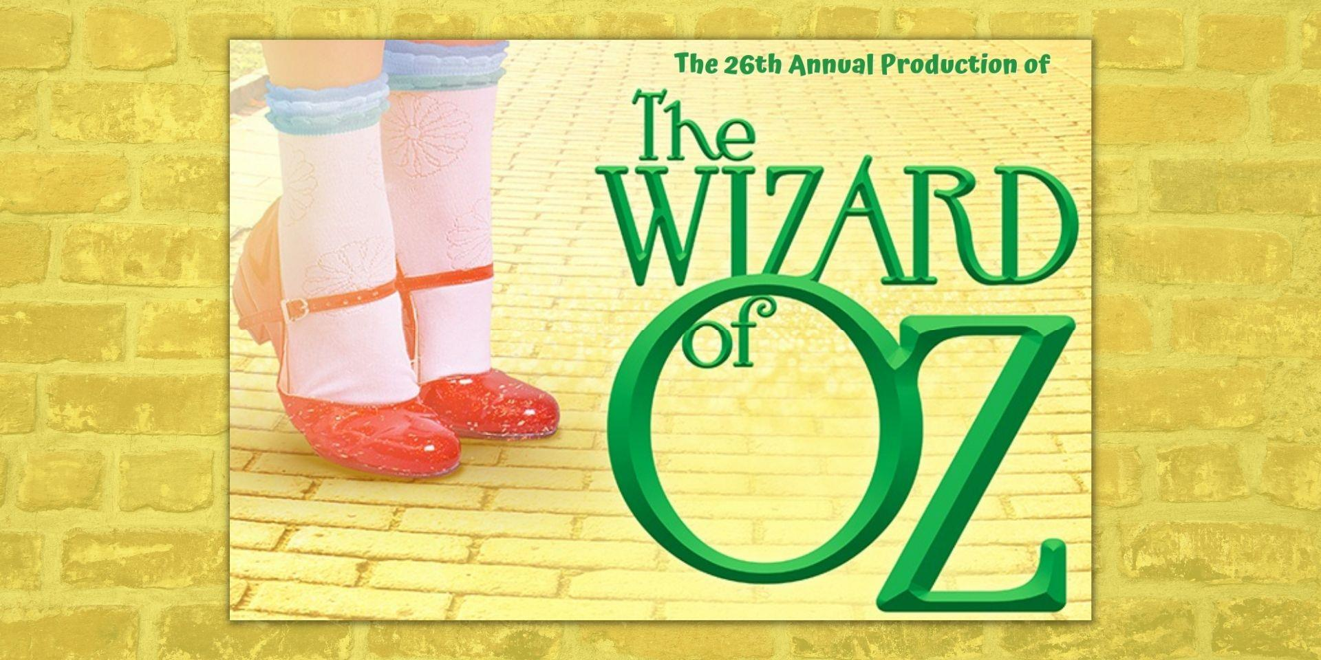 Wizard of Oz - Community Theatre of GSO