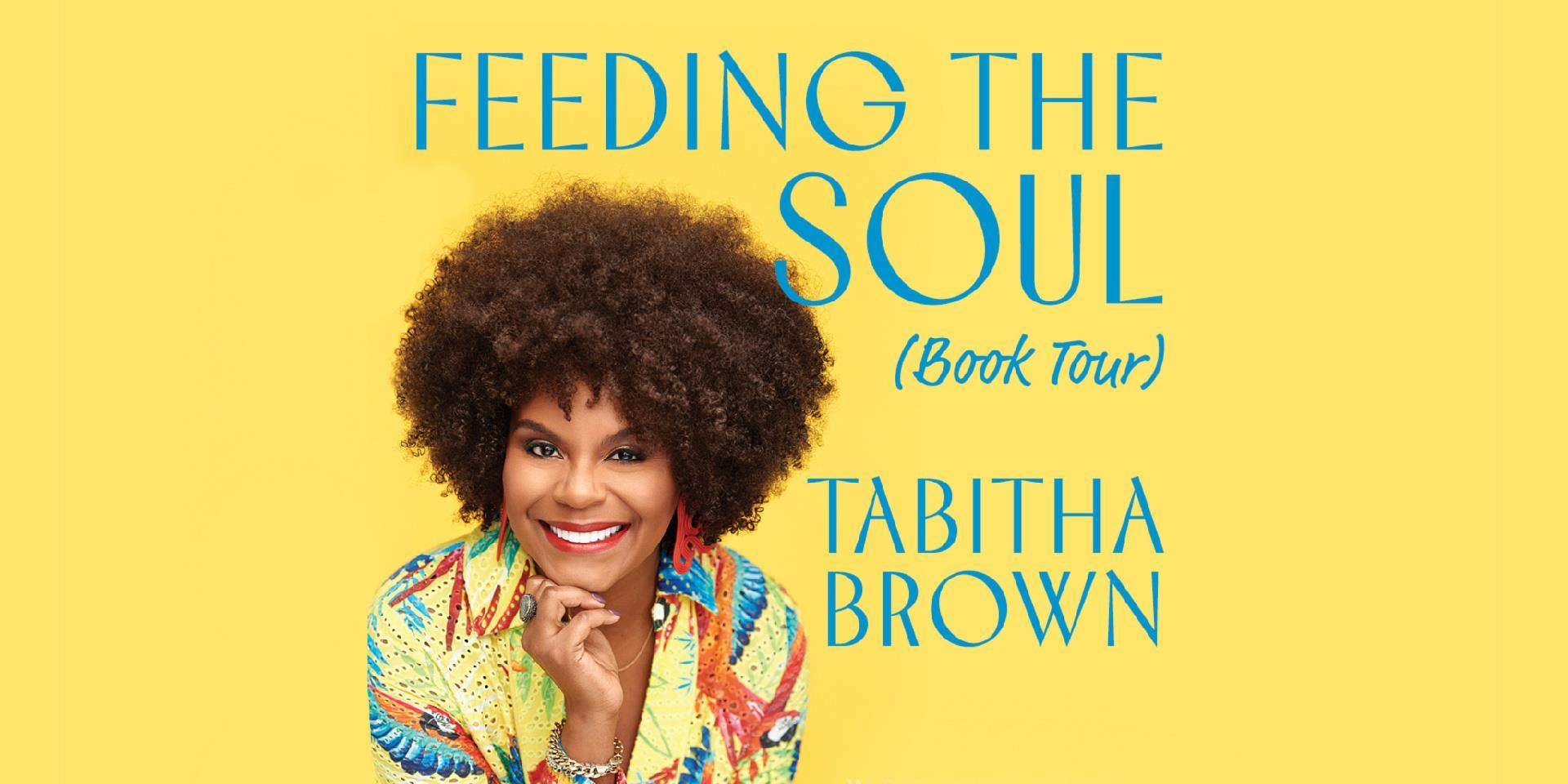 Tabitha Brown: Feeding the Soul Book Tour