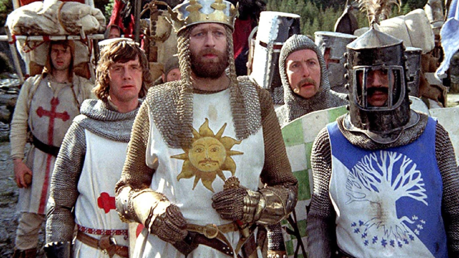 Monty Python and the Holy Grail - Carolina Classic Movies