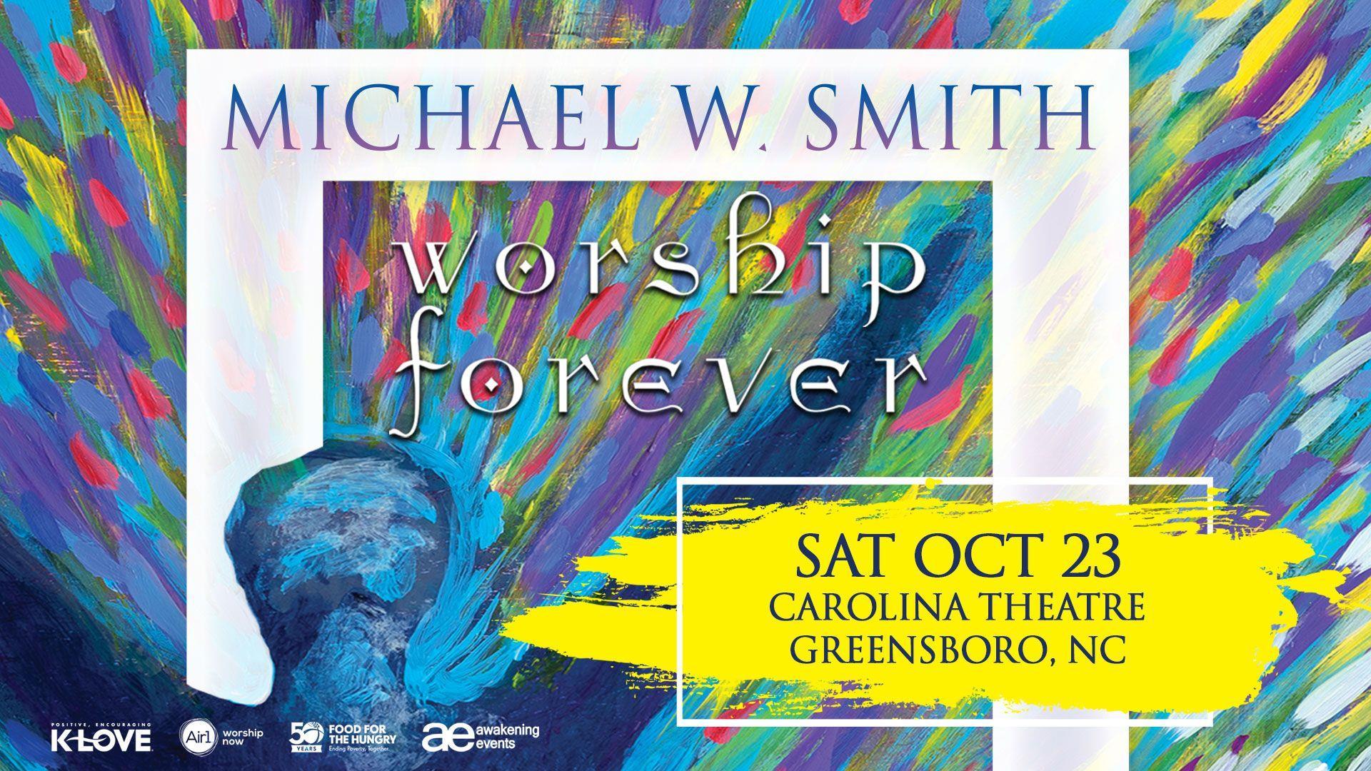Michael W Smith by Awakening Events