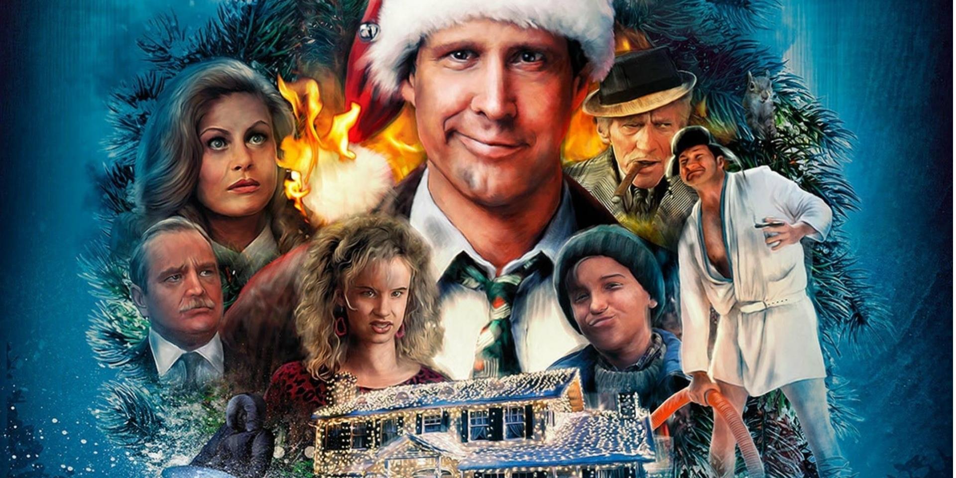 NATIONAL LAMPOON'S CHRISTMAS VACATION - Carolina Classic Holiday Movie