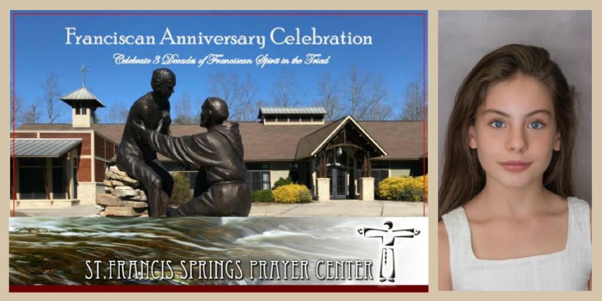 15th Anniversary Celebration of St Francis Springs