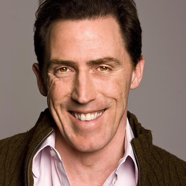 Rob Brydon – I am Standing Up