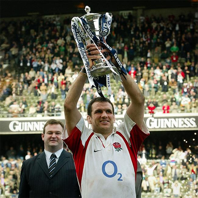 Rugby Dinner of the Year with Martin Johnson CBE